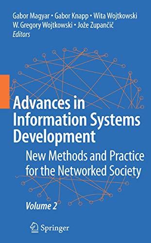 Advances in Information System Development 2: Gabor Knapp