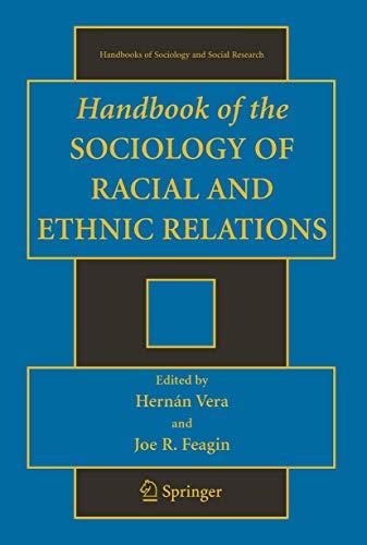 Handbook of the Sociology of Racial and Ethnic Relations: Hernan Vera
