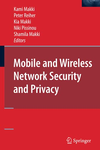 9780387710570: Mobile and Wireless Network Security and Privacy