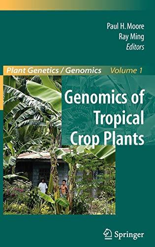 Genomics of Tropical Crop Plants (Hardback)