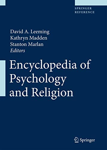 Encyclopedia of Psychology and Religion (Hardcover)