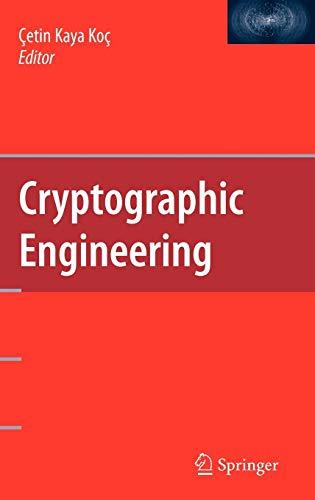 9780387718163: Cryptographic Engineering