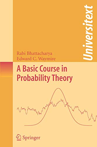 9780387719382: A Basic Course in Probability Theory (Universitext)