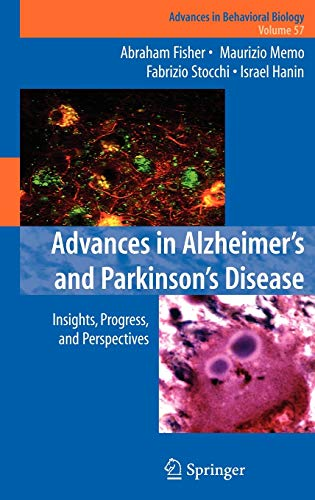 Advances in Alzheimer's and Parkinson's Disease: Abraham Fisher