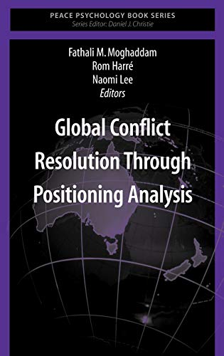 9780387721118: Global Conflict Resolution Through Positioning Analysis