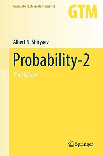 9780387722078: Probability: Vol. 2 (Graduate Texts in Mathematics) (v. 2)