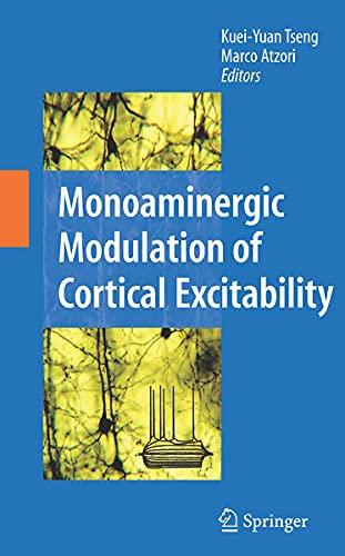 9780387722566: Monoaminergic Modulation of Cortical Excitability