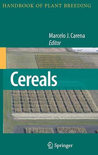 Cereals (Handbook of Plant Breeding)