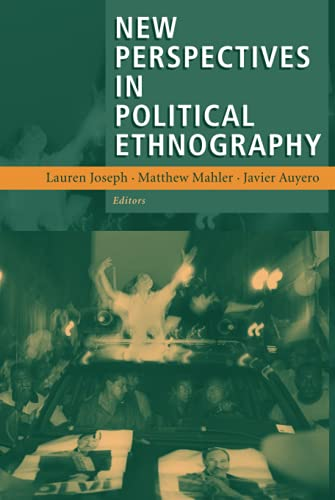 9780387725932: New Perspectives in Political Ethnography