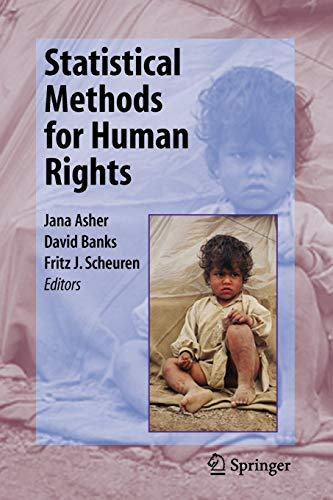 9780387728360: Statistical Methods for Human Rights