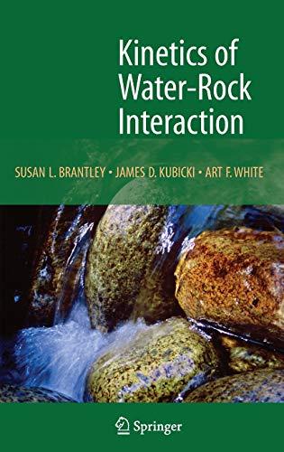 Kinetics of Water-Rock Interaction: SUSAN BRANTLEY