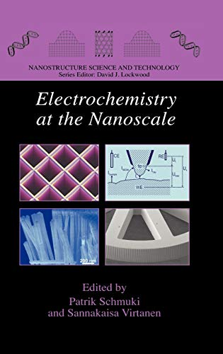 9780387735818: Electrochemistry at the Nanoscale (Nanostructure Science and Technology)