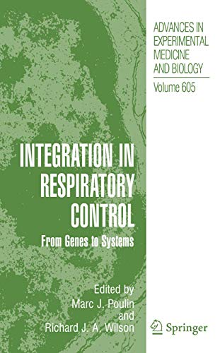 Integration in Respiratory Control: Marc Poulin