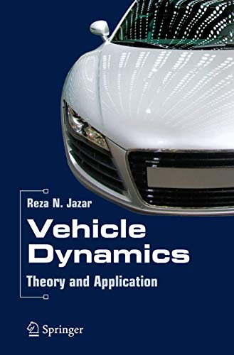 9780387742434: Vehicle Dynamics: Theory and Application