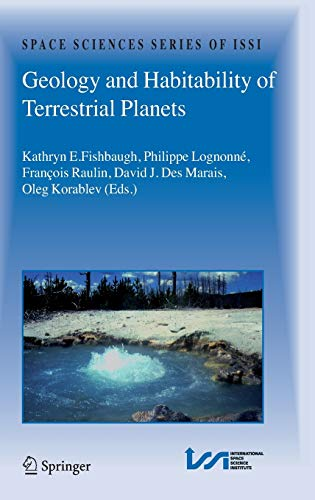 Geology and Habitability of Terrestrial Planets: David J. Des Marais