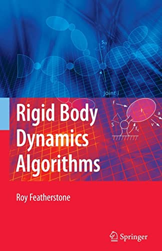 RIGID BODY DYNAMICS ALGORITHMS PDF