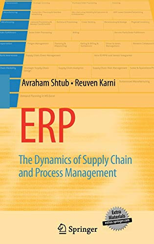 9780387745237: ERP: The Dynamics of Supply Chain and Process Management