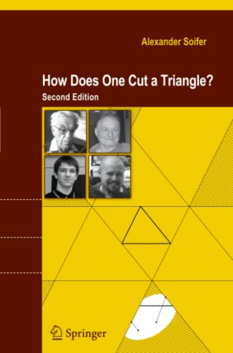 9780387746500: How Does One Cut a Triangle?