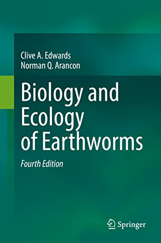 9780387749426: Biology and Ecology of Earthworms