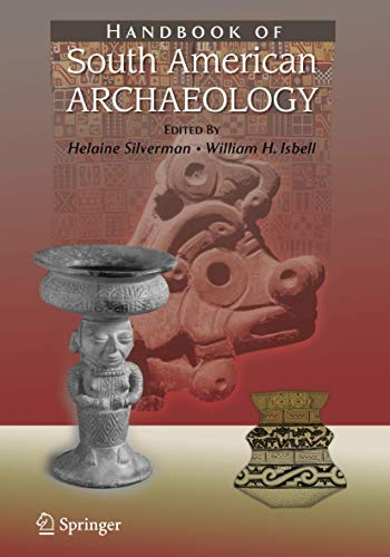 9780387752280: Handbook of South American Archaeology