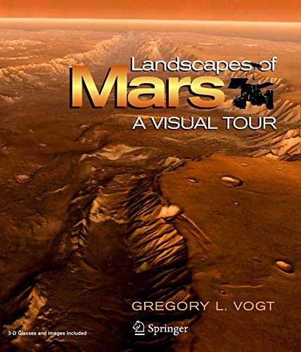 9780387754673: Landscapes of Mars: A Visual Tour