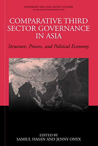 9780387755663: Comparative Third Sector Governance in Asia: Structure, Process, and Political Economy (Nonprofit and Civil Society Studies)
