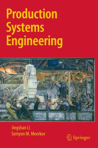 9780387755786: Production Systems Engineering