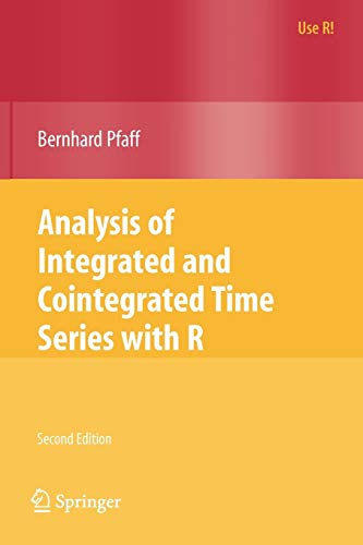 9780387759661: Analysis of Integrated and Cointegrated Time Series with R (Use R!)
