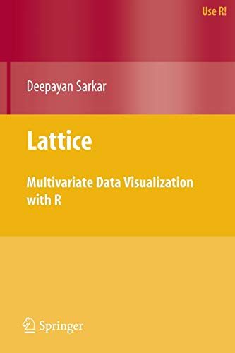9780387759685: Lattice: Multivariate Data Visualization with R (Use R!)