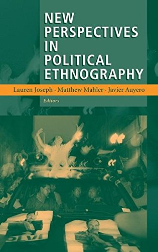 9780387764610: New Perspectives in Political Ethnography