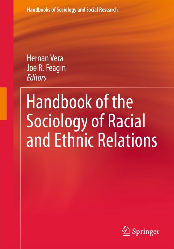 9780387764627: Handbook of the Sociology of Racial and Ethnic Relations (Handbooks of Sociology and Social Research)