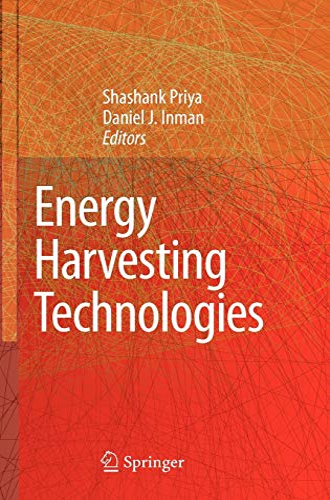 9780387764634: Energy Harvesting Technologies