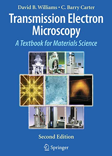 9780387765006: Transmission Electron Microscopy: A Textbook for Materials Science