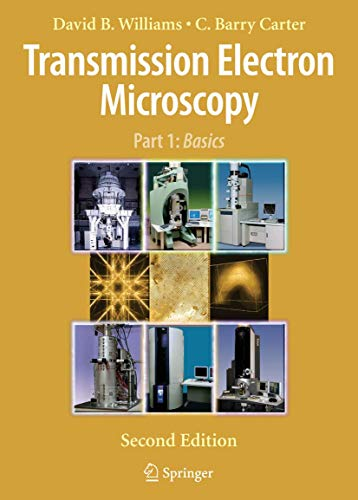 9780387765020: Transmission Electron Microscopy: A Textbook for Materials Science (4 Vol set)