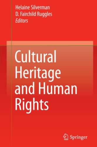 9780387765792: Cultural Heritage and Human Rights