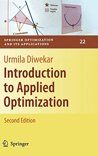 9780387766348: Introduction to Applied Optimization (Springer Optimization and Its Applications)
