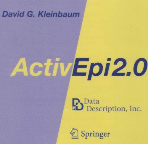 9780387770994: ActivEpi 2.0: Version 3.0