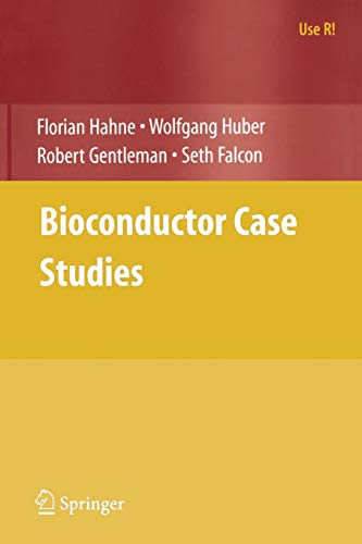 9780387772394: Bioconductor Case Studies (Use R!)