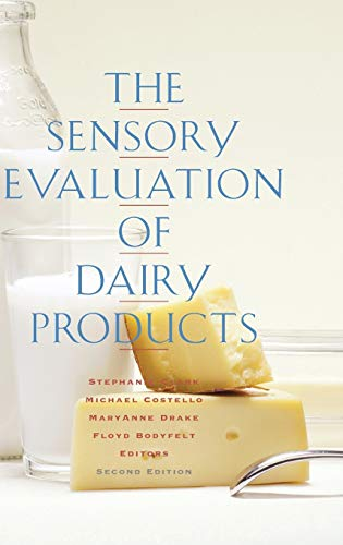 9780387774060: The Sensory Evaluation of Dairy Products