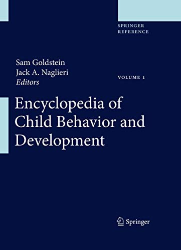Encyclopedia of Child Behavior and Development (Hardback)