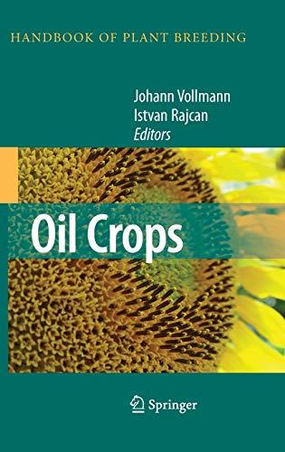 Oil Crops: Johann Vollmann