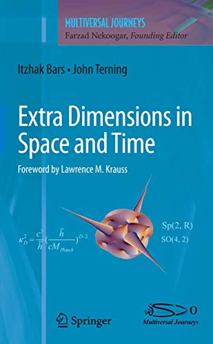 9780387776378: Extra Dimensions in Space and Time