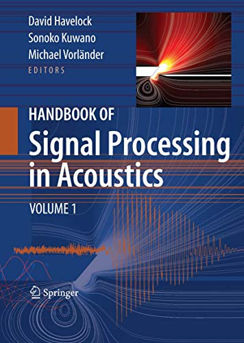Handbook of Signal Processing in Acoustics (Hardback)