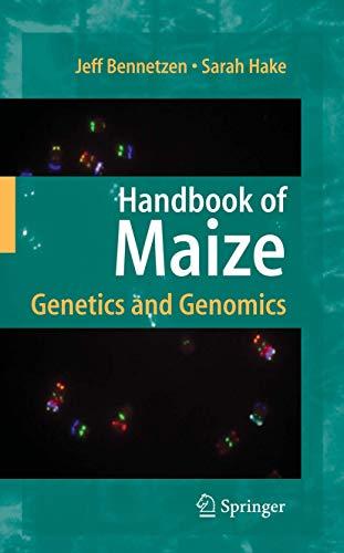 9780387778624: Handbook of Maize: Genetics and Genomics