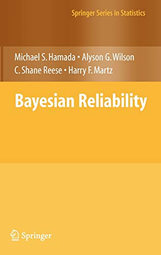 9780387779485: Bayesian Reliability (Springer Series in Statistics)