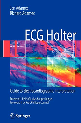 9780387781860: ECG Holter: Guide to Electrocardiographic Interpretation