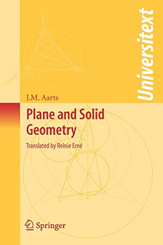 9780387782409: Plane and Solid Geometry (Universitext)