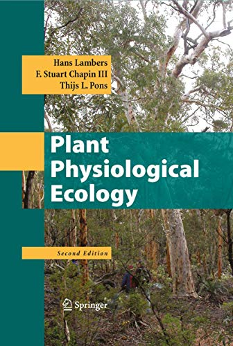 9780387783406: Plant Physiological Ecology