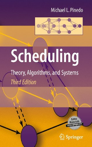 9780387789347: Scheduling: Theory, Algorithms, and Systems