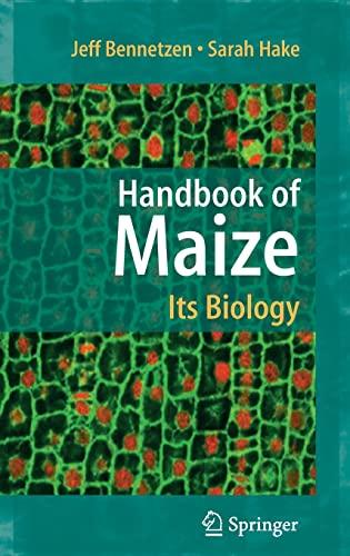 Handbook of Maize: Its Biology (Hardcover)
